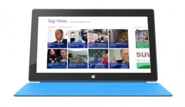 Tagi-News für Windows 8